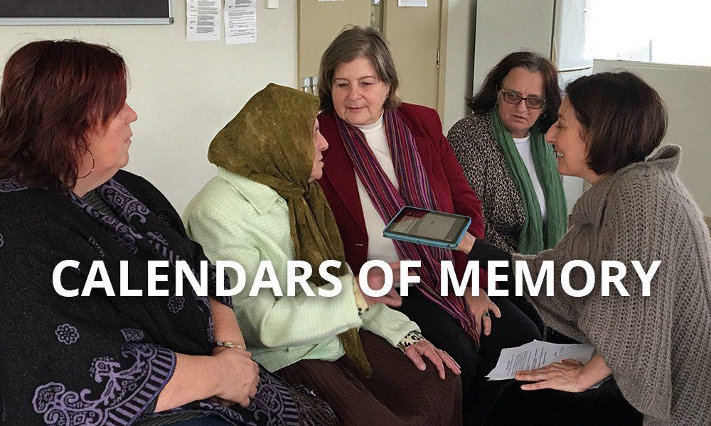 Calendars of Memory - Auburn Cartographies of Diversity